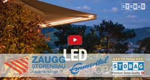 LED ambiance by STOBAG